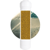Sediment Filter: Removes Sediment, Dirt, Rust, and Larger Impurities.
